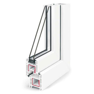 окна Rehau Euro design 60
