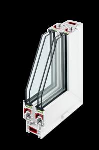 окна rehau euro design