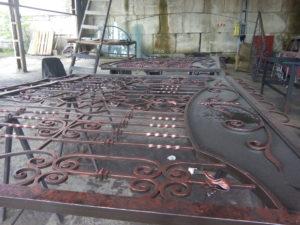 Металлоконструкции и металлоизделия