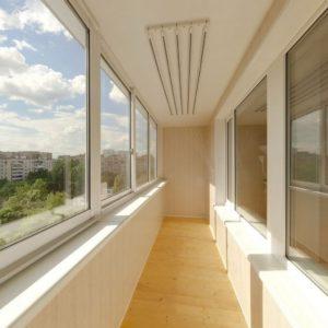 балконные окна